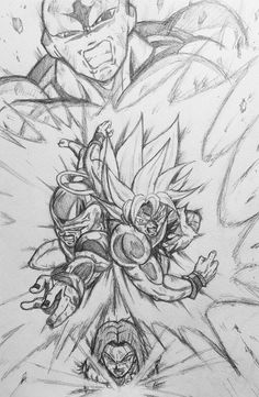 Online shopping for Dragon Ball with free worldwide shipping Goku Drawing, Ball Drawing, Dragon Ball Image, Dragon Ball Gt, Dbz Drawings, Cool Drawings, Chibi, Sketches, Kawaii