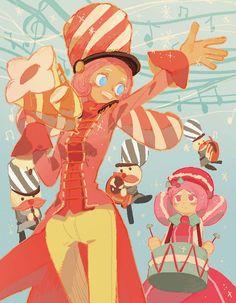 Cookie Run, Kawaii Anime, Cool Art, Character Design, Fan Art, Cookies, Cool Stuff, Illustration, Inspiration