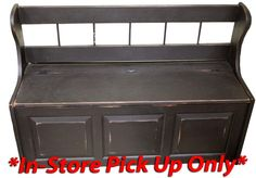 Deacons Bench, Old Doors, Wood Ideas, Storage Chest, Windows, Home Decor, Antique Doors, Decoration Home, Room Decor