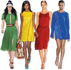 e81064b6f7e54 Bright Day Dresses from Burberry, Peter Som, Carolina Herrera and Stella  McCartney