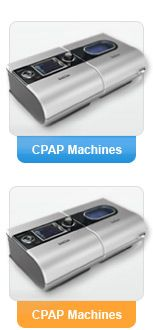 ResMed CPAP machine.