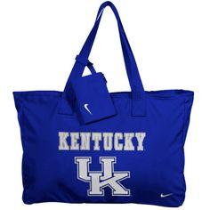d4cf9fbac7 University of Kentucky » Nike Kentucky Wildcats Ladies Royal Blue Play Tote  Bag University Of Kentucky