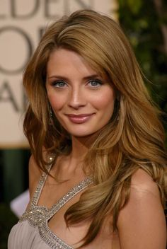 Mischa Barton slightly light brunette.