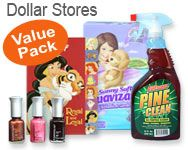 Dollar Store Grand Opening Items