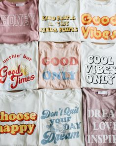 Fantastic womens fashion are readily available on our internet site. Take a look and you wont be sorry you did. T-shirts Vintage, Moda Vintage, Graphic Tee Outfits, Cute Graphic Tees, Vintage Graphic Tees, Vintage T Shirts, Graphic Tee Style, Retro Shirts, Aesthetic T Shirts