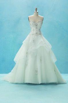 Disney Wedding Dress...Belle