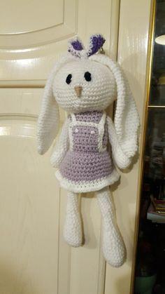Conejita crochet