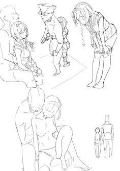 Body Reference Drawing, Drawing Reference Poses, Drawing Skills, Drawing Poses, Drawing Techniques, Figure Drawing, Character Drawing, Character Design, Anime Drawing Books