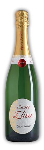 Une cuvée de prestige millésimé dédiée à la Grande Dame.  Un vin très légèrement boisé qui révèle des arômes complexes et des notes de fruits confits.