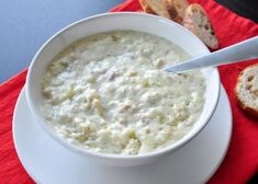 Make and share this Thick and Creamy New England Clam Chowder recipe from Genius Kitchen.