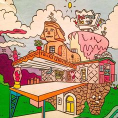 Pee-Wee's Playhouse Colorforms