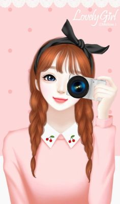 Download 75 Wallpaper Animasi Cute Girl Foto Gratis Terbaik