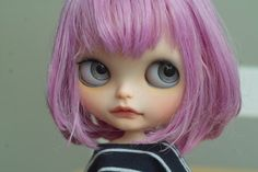 OOAK Blythe Doll Custom by chaoskatenkosmos on Etsy