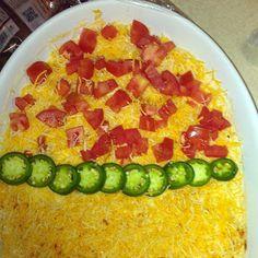 Sour Cream Taco Dip