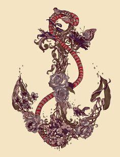 Deeply, Breathing  by Chalermphol Harnchakkham http://society6.com/product/Deeply-Breathing_Print #artwork #illustration #print