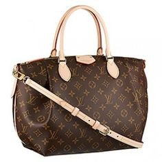 Louis Vuitton Turenne Monogram Canvas MM Bag.  My very first Vuitton and I love it!