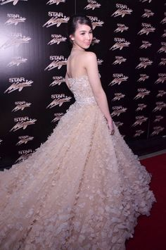 Julia Barretto at the Star Magic Ball