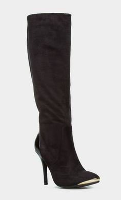 Diana Black Boot Want!!