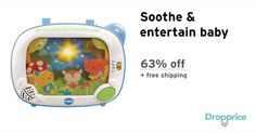 """Help me drop the price of the VTech Baby Surprise Light to $13.00 (63% off). The price continues dropping as more moms click """"Drop the price"""". Moms drop prices of kids & baby products by sharing them with each other."""
