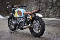 Vintage Steele BMW R60/6