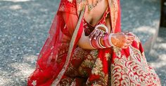 Bold Outdoor Indian Wedding - Once Wed White Wedding Dresses, Wedding Suits, Indian Clothes, Indian Outfits, Indian Formal Wear, Outdoor Indian Wedding, Indian Fashion Designers, Indian Lehenga, Fashion Outfits