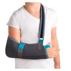 CABESTRILLO INMOVILIZADOR DE HOMBRO PARA NIÑOS - REF: OP1131: Tratamientos de inmovilización posquirúrgica o postraumática, traumatismos de hombro y brazo, lesiones en partes blandas y subluxaciones del hombro.