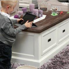 legacy jigsaw coffee table | wetherlys | home decor | pinterest