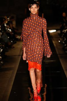 Givenchy Spring 2017 Ready-to-Wear Fashion Show - Charlee Fraser