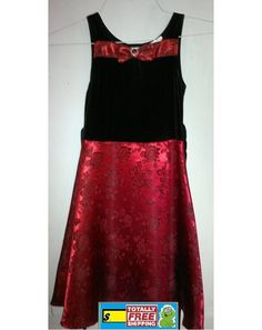 George Rose Dress Girl's 7 $10.00