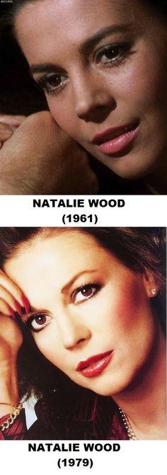NATALIE WOOD         (1961-1979)