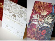 Lisa hoffman invitations ~ so intricate!