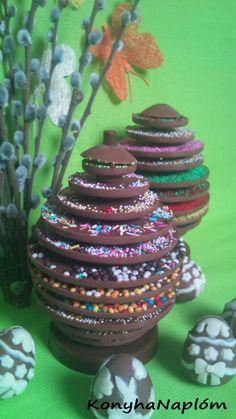csoki tojás Cake, Desserts, Food, Pie Cake, Tailgate Desserts, Pie, Deserts, Cakes, Essen