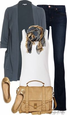 Get Inspired by Fashion: Casual Outfits | Cool find more women fashion on misspool.com