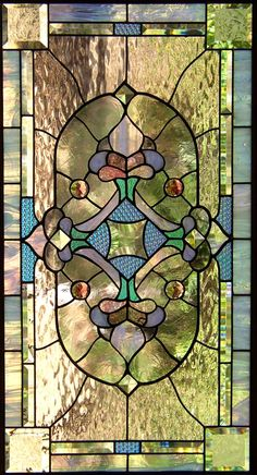Kelley Studios ~ Maltese Stained Glass Window