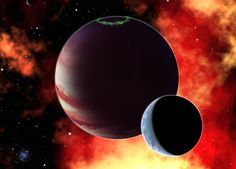 Astronomers discover first exomoon | Scientists from the University of Notre Dame believe they have found the first exomoon about 1,800 light years away from Earth