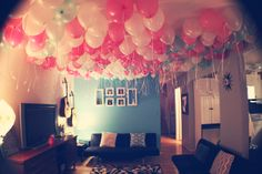 i want my kiddos to wake up to this on their birthday at least once