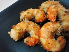Baked Argentine prawns- Recipe, ingredients and tips for baked baked Argentine p. Asian Chicken Recipes, Prawn Recipes, Shrimp Pasta Recipes, Seafood Recipes, Healthy Cooking, Cooking Recipes, Sausage Pasta Recipes, Cherry Tomato Pasta, Prosciutto