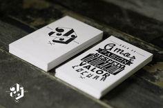 TCG- The clown Graphics Identity by Julian Acevedo Palacio , via Behance