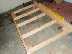 Pine beds typically costs upwards of $250. Here is how to build one forless than $100 Step 1: Plan it Google sketchup is a great piece of FREE software for do it yourselfers. After going through a…