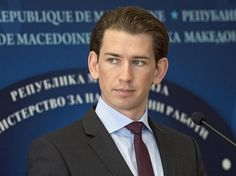 Austrian Foreign Minister Sebastian Kurz has compared the EU to a human trafficker and suggested the closure of the Balkan route for refugees is imminent, in interviews given over the weekend. Interview, Star Wars, Human Trafficking, Politicians, Weekend Is Over, Austria, People, Europe, Politics