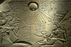 """""""in the year 22 of the 3rd month of the winter, a circle or fire appeared in the sky. After some days it became more numerous and shone with the brightness of the sun extending  to the very limits of the heavens. Records of Pharaoh Tuthmosis 14 BCE"""""""