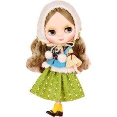 Shop Limited Doll Midi Blythe Dainty Meadow