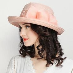 882fb44b518 Ribbon bow straw sun hat for women fashion summer crimping beach hats with  veil