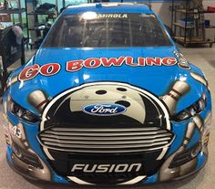 GOBOWLING.COM Launches Partnership With Richard Petty Motorsports