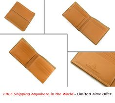 Fold Wallet with Cards Holder Flap, Price: USD $30, Details: This Fold Wallet with Cards Holder Flap is made with quality brown leather. Each wallet is packed in Gift Box.  #rudolphAlexander #freeshipping #Online #OnlineShopping #wallet #seller #sellershop #sellers #gift #metal #giftbox #brown #leather #brownLeather #FoldWallet #cardHolder