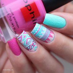 Instagram media annushka_26 #nail #nails #nailart