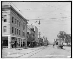 > Tampa, Florida. 1905