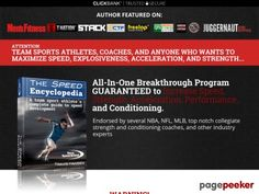 (adsbygoogle = window.adsbygoogle || []).push();     (adsbygoogle = window.adsbygoogle || []).push();  The Speed Encyclopedia by Travis Hansen |     http://thespeedencyclopedia.com/ review  Very New Product That Is Endorsed By Nfl, Nba, And Mlb Coaches. Good Conversions And Very Low...