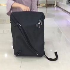 Our Ultra Slim, faux leather detachable laptop backpack bag. Only for this water resistant bag. Laptop Backpack, Backpack Bags, Leather Backpack, Leather Bag, Entrepreneur, Safety, Backpacks, Slim, Water