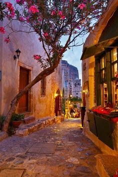 Monemvasia , Grecia ✨